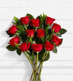12 roses medium stemmed
