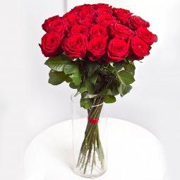 25 roses medium stemmed
