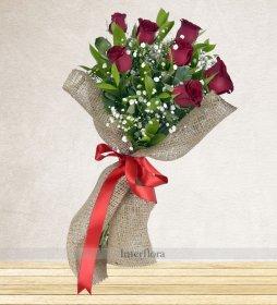 7 Medium Stem Roses