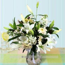 Kesme Çiçek Aranjmanı