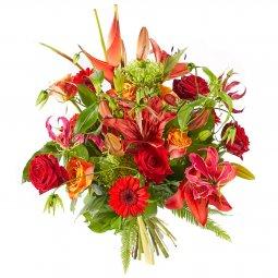 Bouquet Congratulations; excl. vase