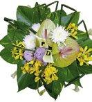 Karışık Çiçeklerden Buket