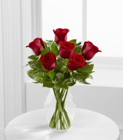 E4-4822 The Simply Enchanting™ Rose Bouquet by FTD