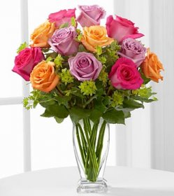 E6-4821 The Pure Enchantment™ Rose Bouquet by FTD®