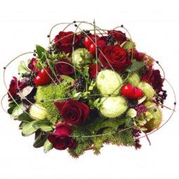 Çiçek Aranjmanı - Aşk
