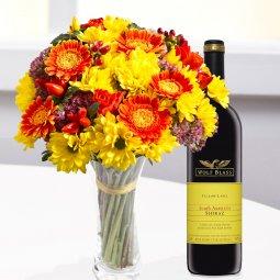 Karışık Aranjman ve Şarap