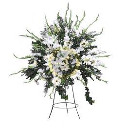 Ayaklı Ferforje Aranjman (Açılış, düğün ve kutlama